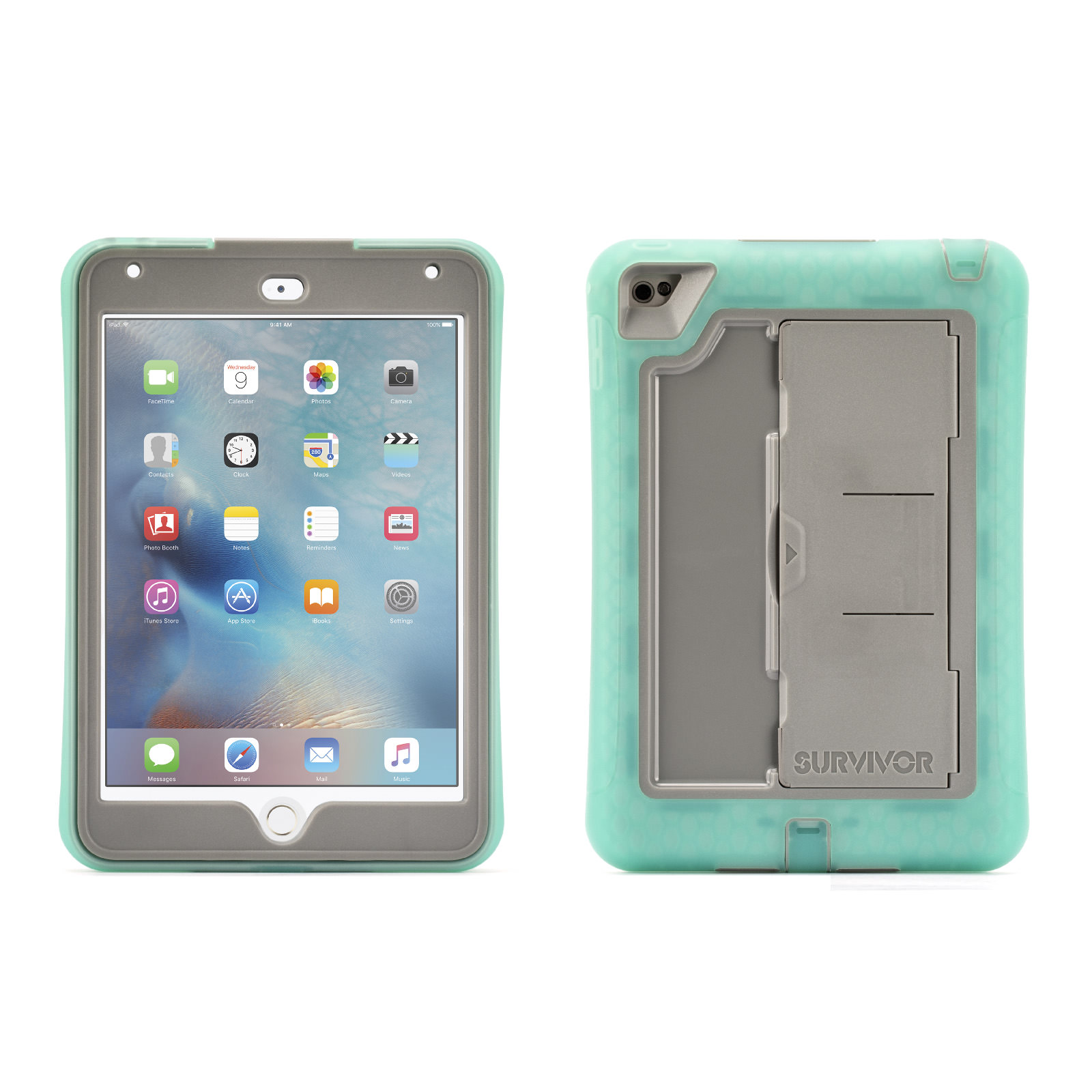 survivor ipad mini case instructions