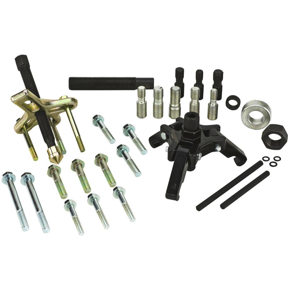 Crankshaft Gear Puller Autozone : Powerbuilt? harmonic balance puller pulley installer kit