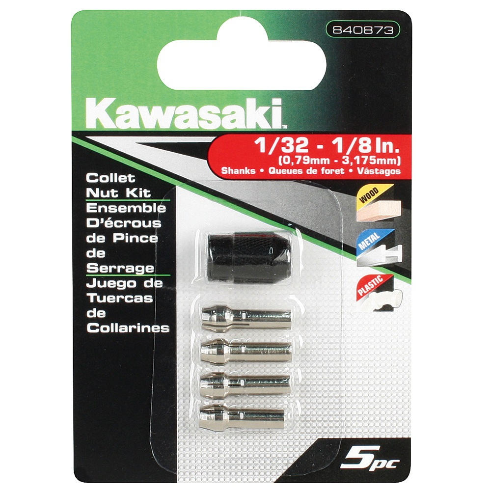 Kawasaki Pc Rotary Tool Set