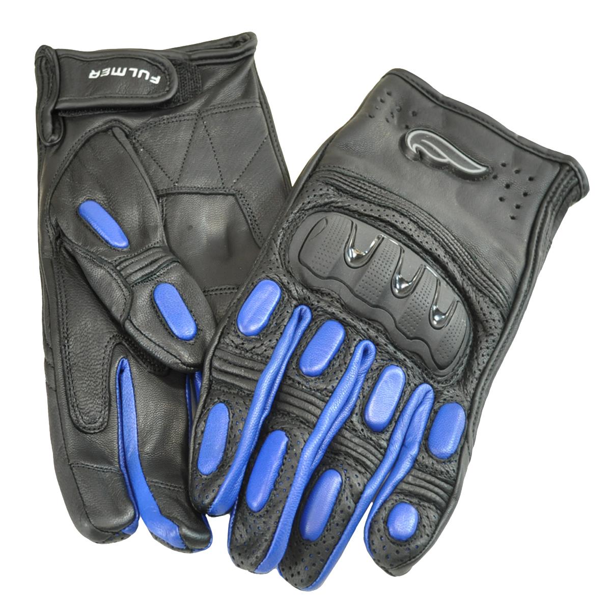 Motorcycle knuckle gloves - Men 039 S Fulmer Gt32 Street Sport Hard