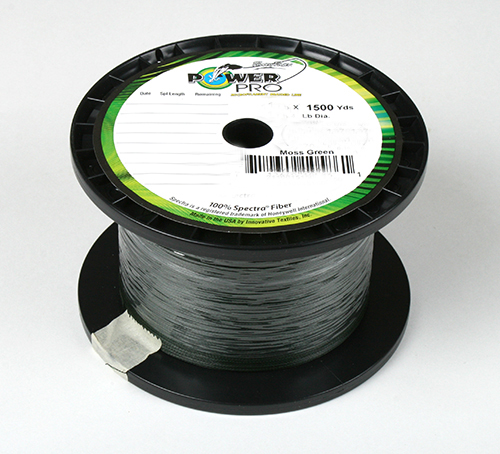 Power pro 100lb 1500yds braided spectra fishing line ebay for Power pro fishing line