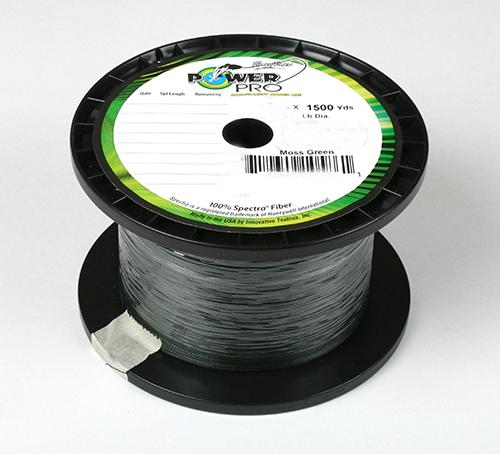 Power pro 100lb 1500yds braided spectra fishing line ebay for Powerpro fishing line