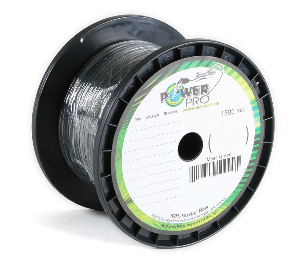Power pro 50lb 1500 yards braided spectra fishing line for 50 lb braided fishing line