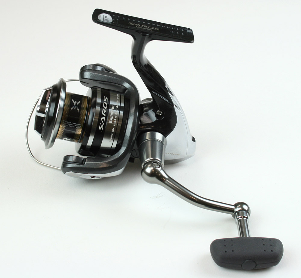 how to choose spinning reel size
