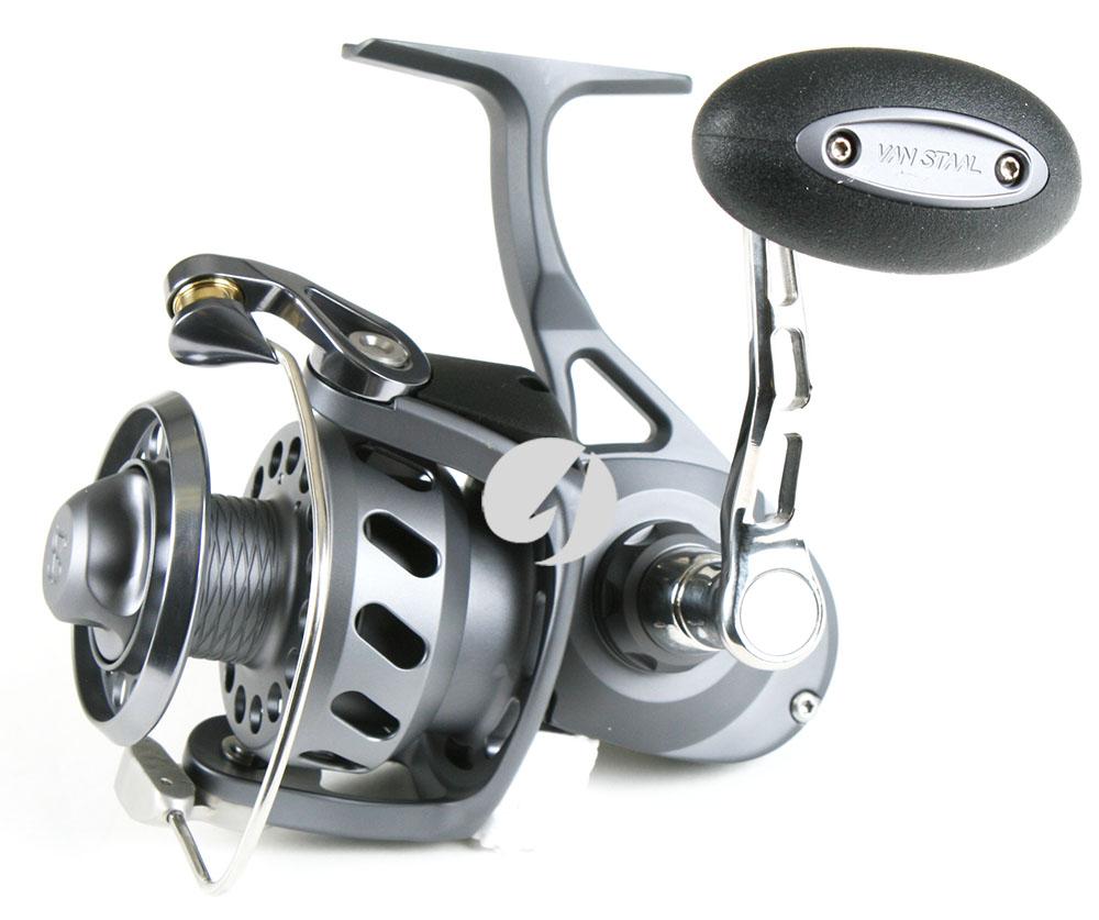 Van staal vm150 spinning reel ebay for Fishing reels ebay