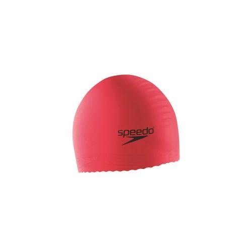 Speedo-Solid-Latex-Swim-Swimming-Head-Cap