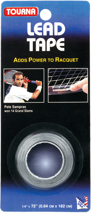 Unique Sports Tourna Lead Tape Tennis Racquet-Racket Tape, Golf Club 1/4 Inch by 72 Inch at Sears.com