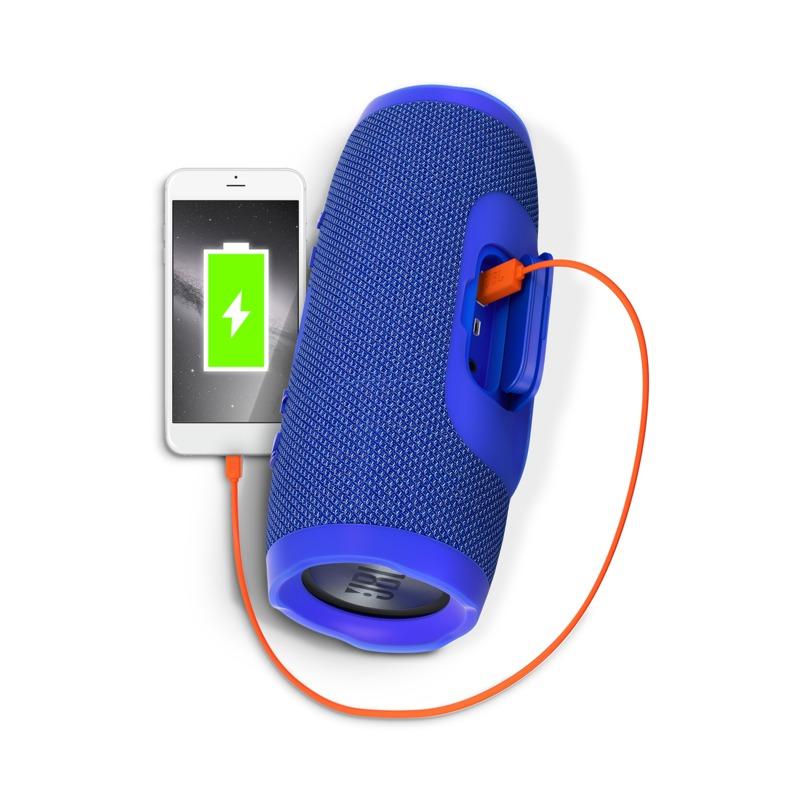 JBL CHARGE 3 - Portable Bluetooth Speaker
