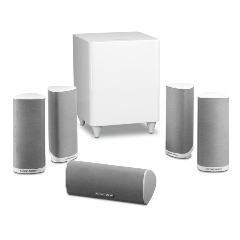 harman kardon 5 1 channel home theater surround sound. Black Bedroom Furniture Sets. Home Design Ideas