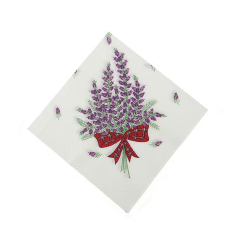 new party burns night paper napkins serviettes range of. Black Bedroom Furniture Sets. Home Design Ideas