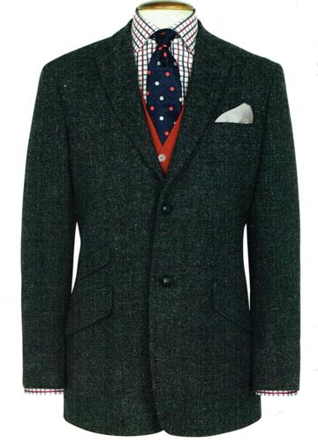 new bnwt mens exclusive genuine scottish harris tweed wool jacket stuart ebay