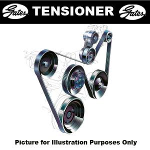 Alternator Belt Tensioner Peugeot 307 02 Gt 09 2 0 Petrol