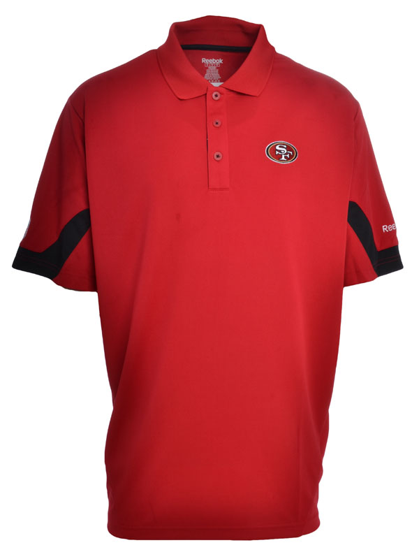 Reebok-NFL-Official-Mens-Sideline-Jersey-Polo-Shirt-Top-Team-T-Shirt-1196