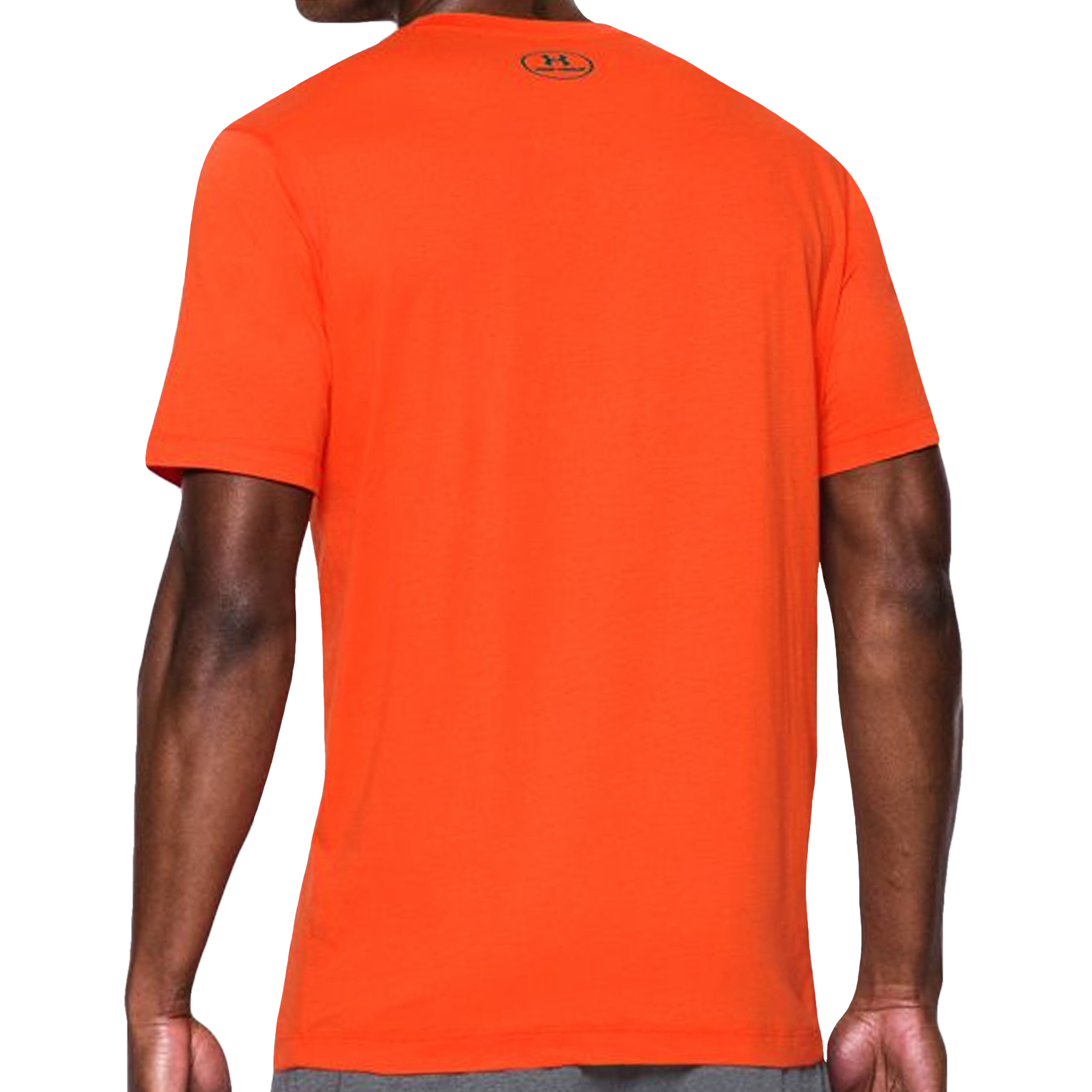 Under Armour Ua Mens Charged Cotton Short Sleeve Running