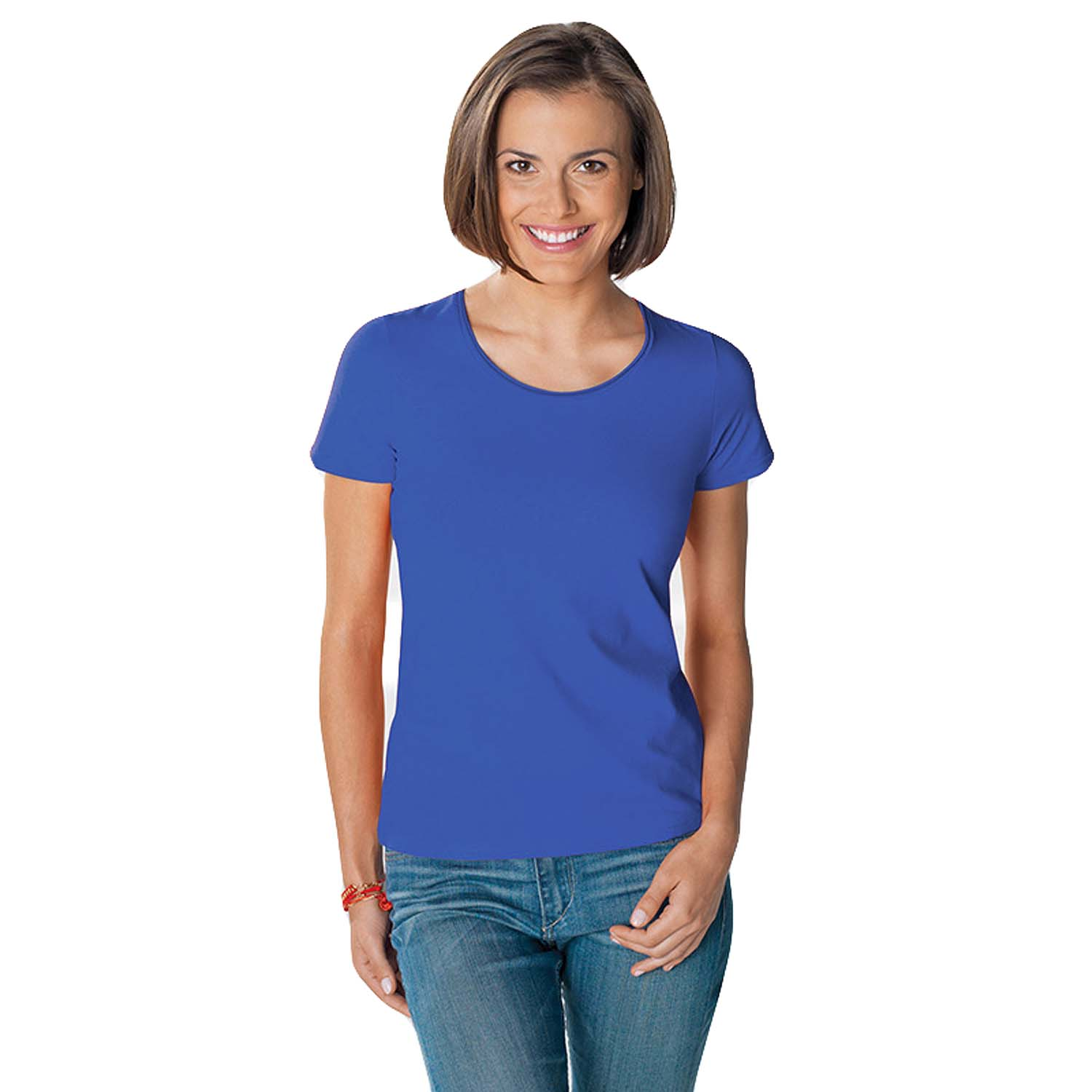 Hanes tasty womens crew neck short sleeve casual cotton for Women s sunscreen shirts
