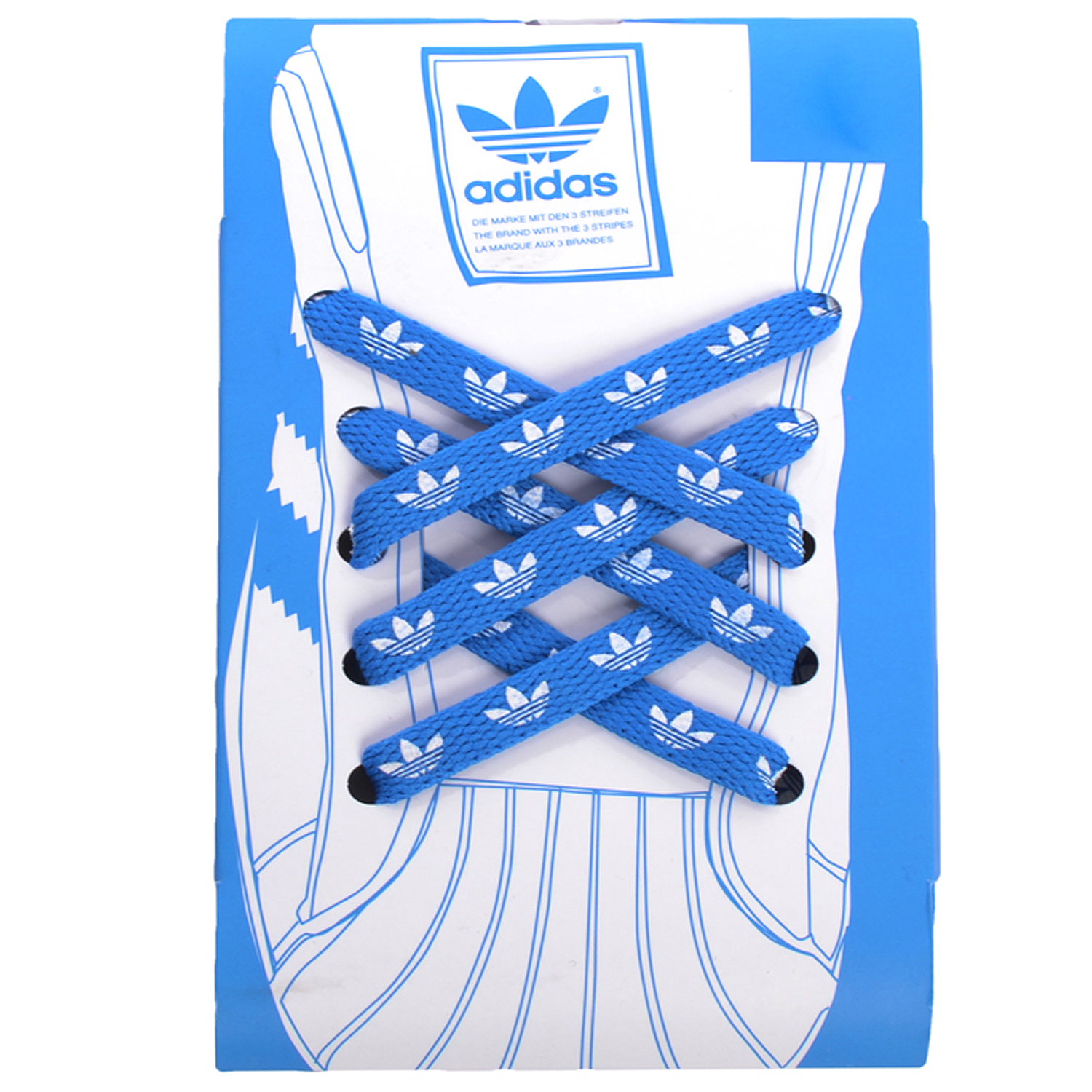Adidas Shoes Lace Sides