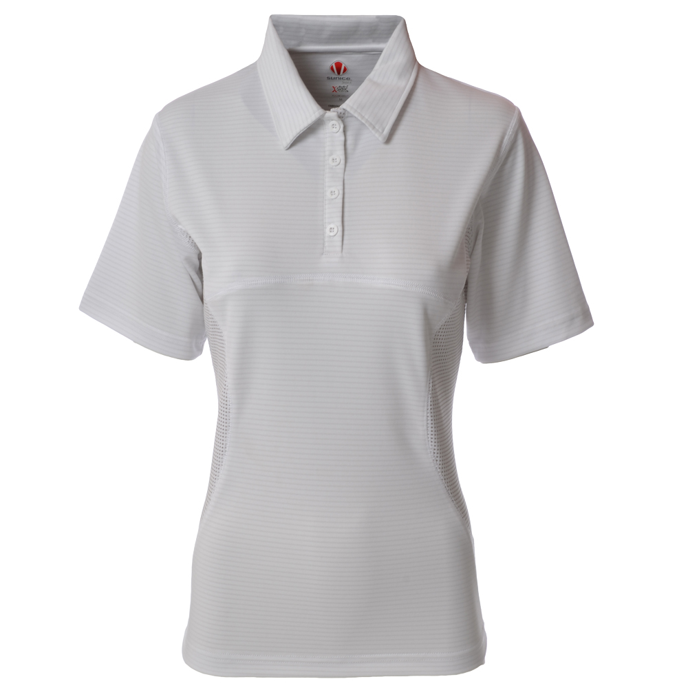 Sunice Womens Ladies Short Sleeve X Static Golf Polo Shirt