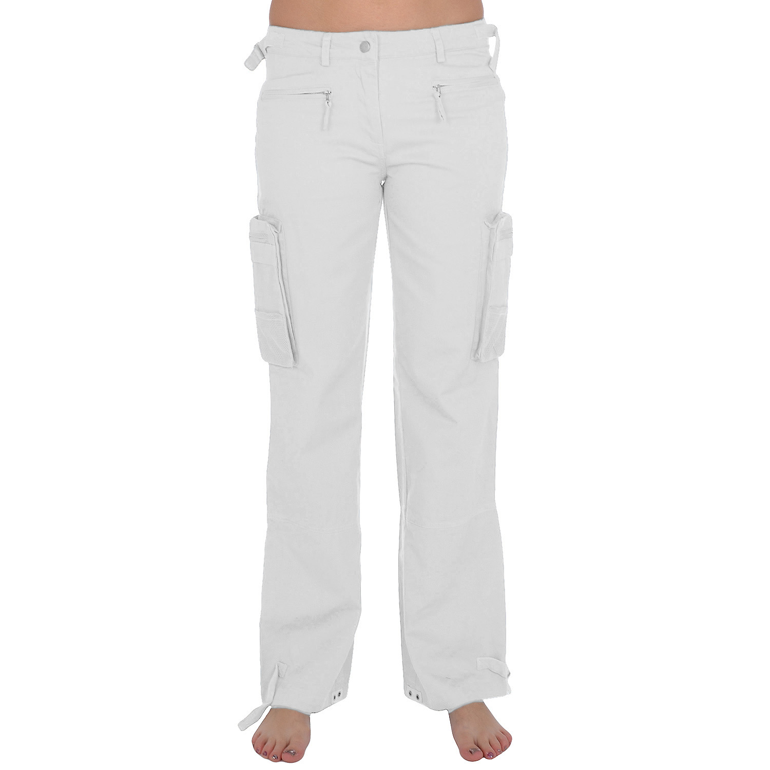 Miss-Posh-Womens-Ladies-Cargo-Combat-Boyfriend-Trousers-Pants-Bottoms