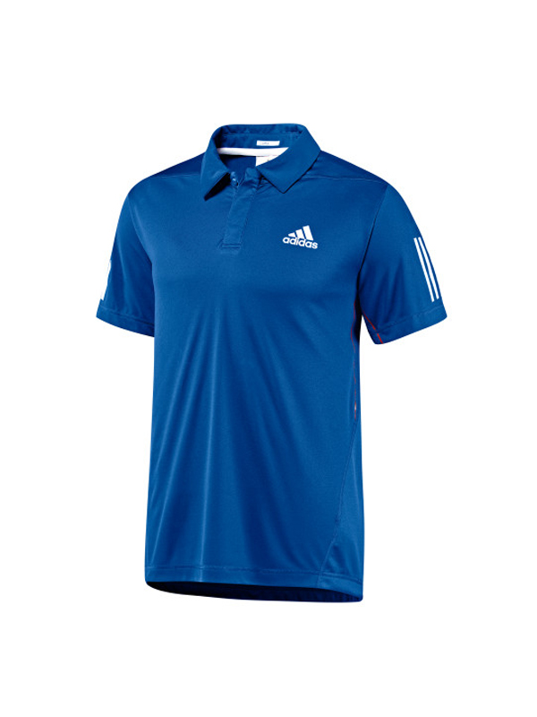 Adidas Barricade Mens Climacool Tennis Polo T Shirt Top