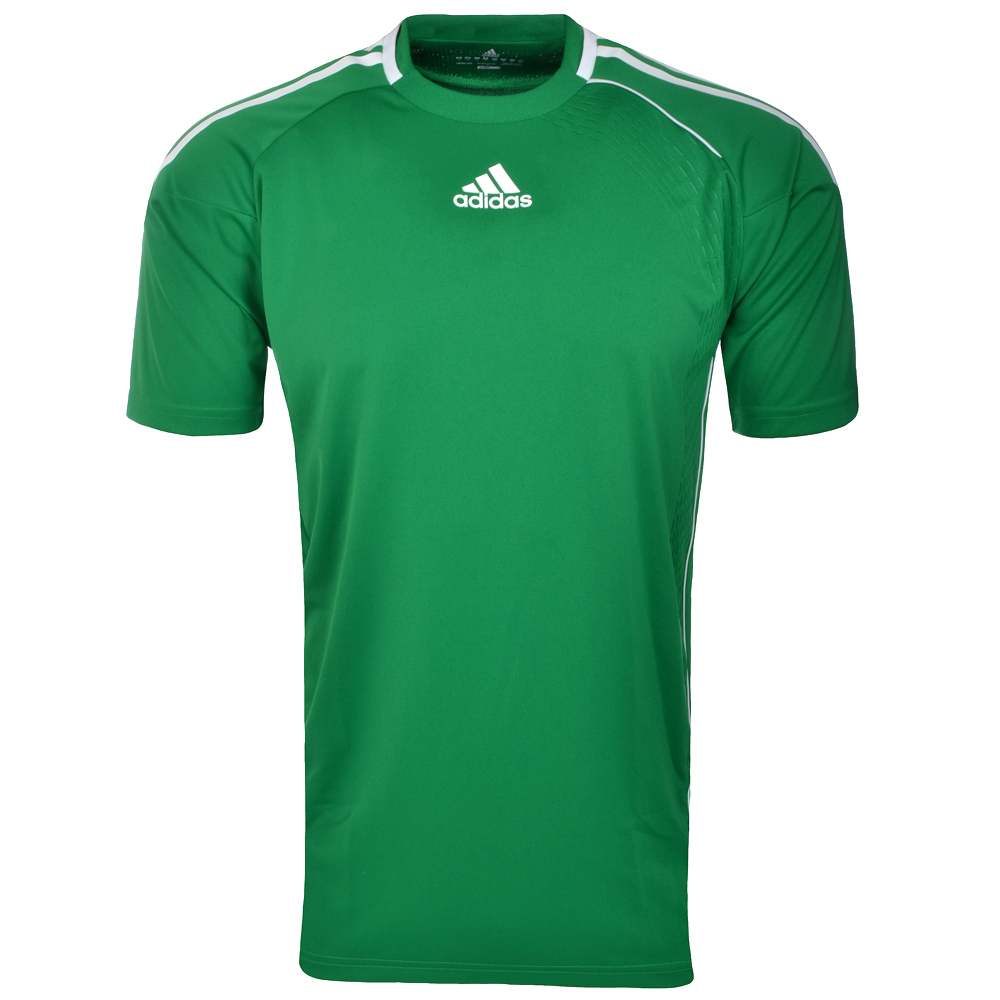 Adidas cono mens football short sleeve goalkeeper jersey shirt top