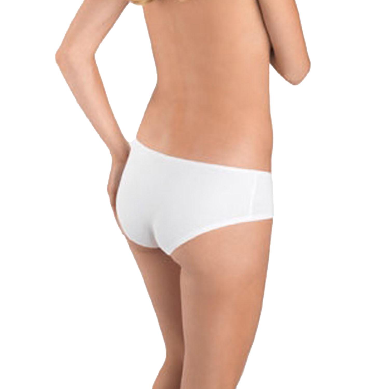 3 Pairs of Hanes Womens Underwear Knickers Panties Briefs Hipsters ...