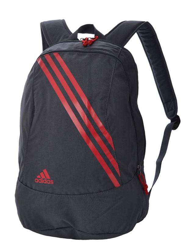 adidas 3 stripe back to school college backpack gym bag