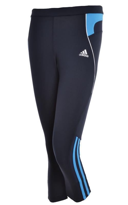 Popular Adidas Originals Womens Trefoil Leggings Gym Pants  Black  8UK