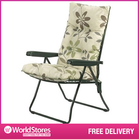 Reclinable Patio Reclinable Patio Chairs