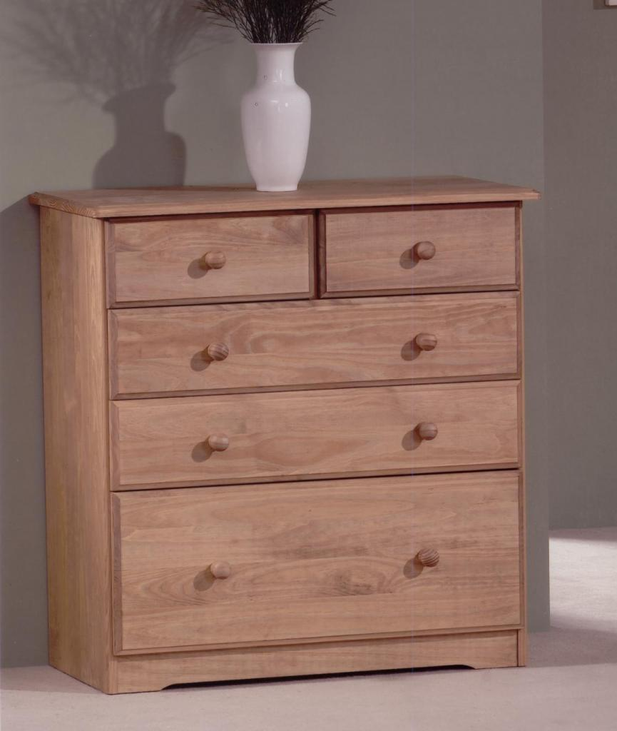 Chest Of Drawers 3 2 Armani Wooden Bedroom Furniture Solid Pine EBay