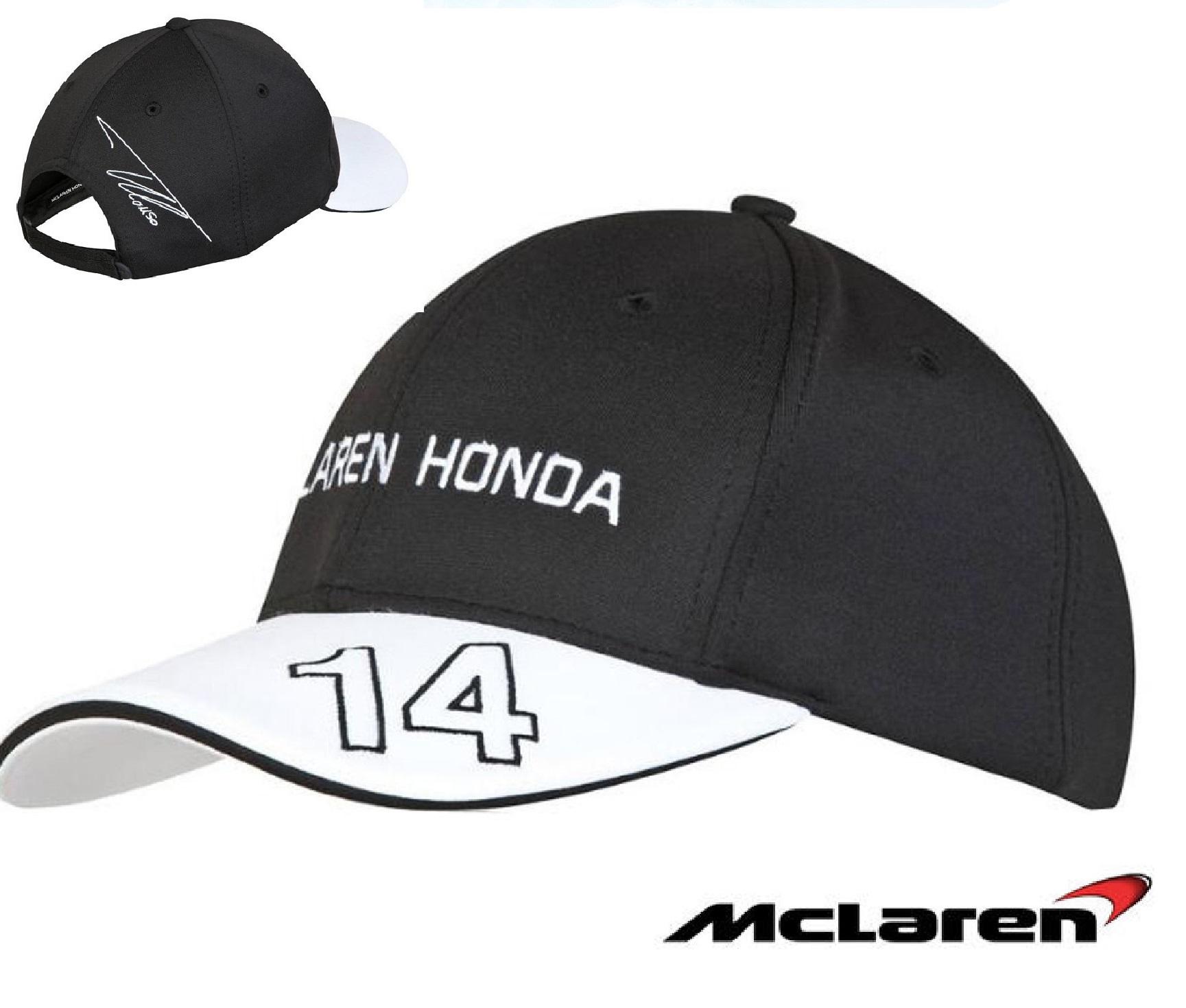 Alonso F1 Cap