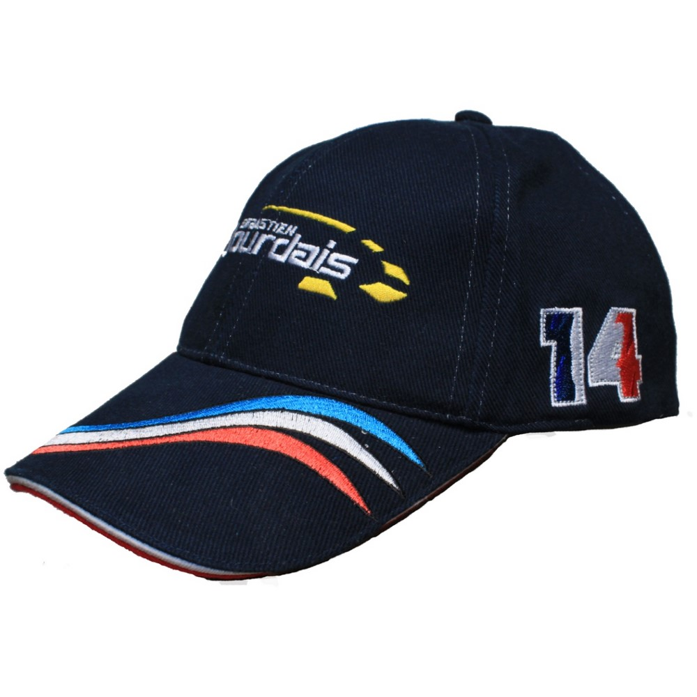 cap casquette formule f1 1 f1 toro rosso bourdais 14 fr ebay. Black Bedroom Furniture Sets. Home Design Ideas