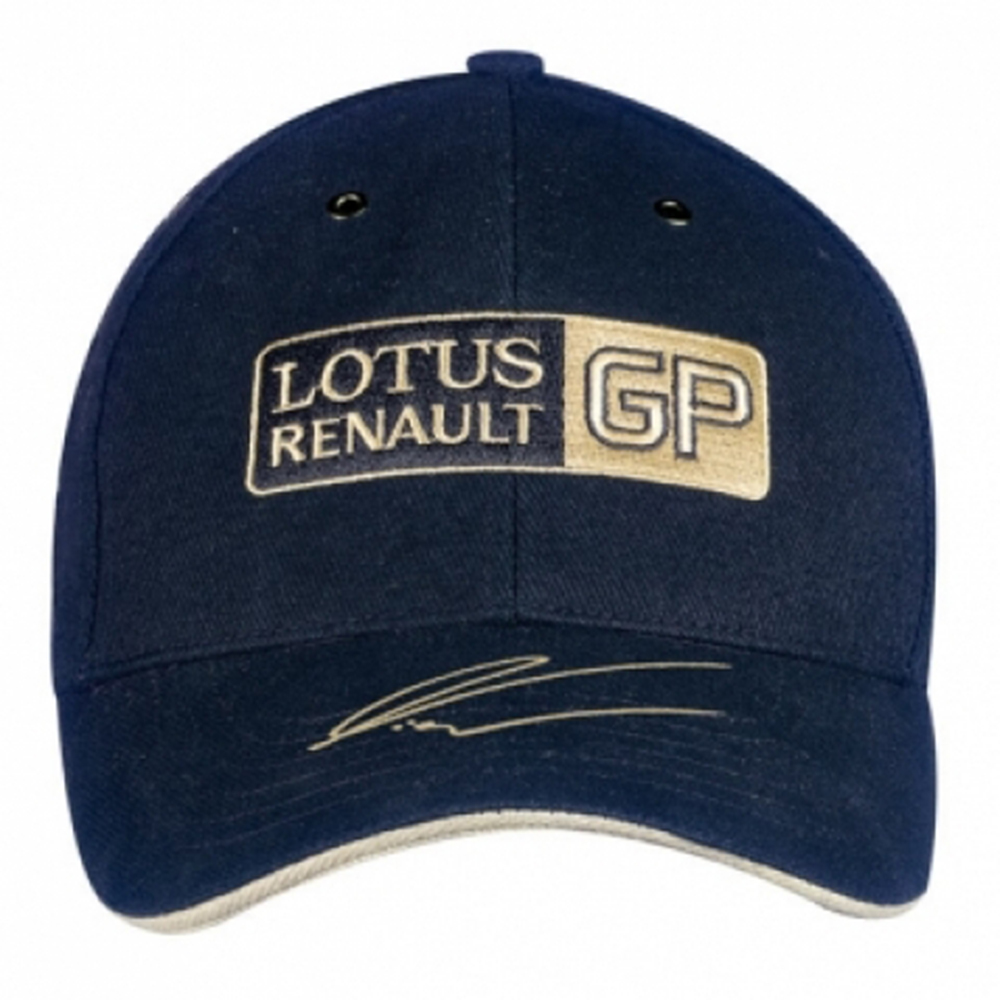 cap basecap kappe formel formula 1 lotus renault gp f1 team neu heidfeld 2011 de ebay. Black Bedroom Furniture Sets. Home Design Ideas