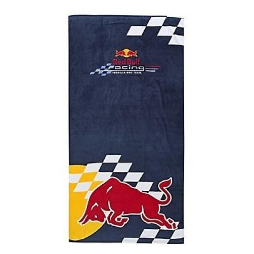 towel handtuch bad beach formel formula 1 vettel red bull. Black Bedroom Furniture Sets. Home Design Ideas