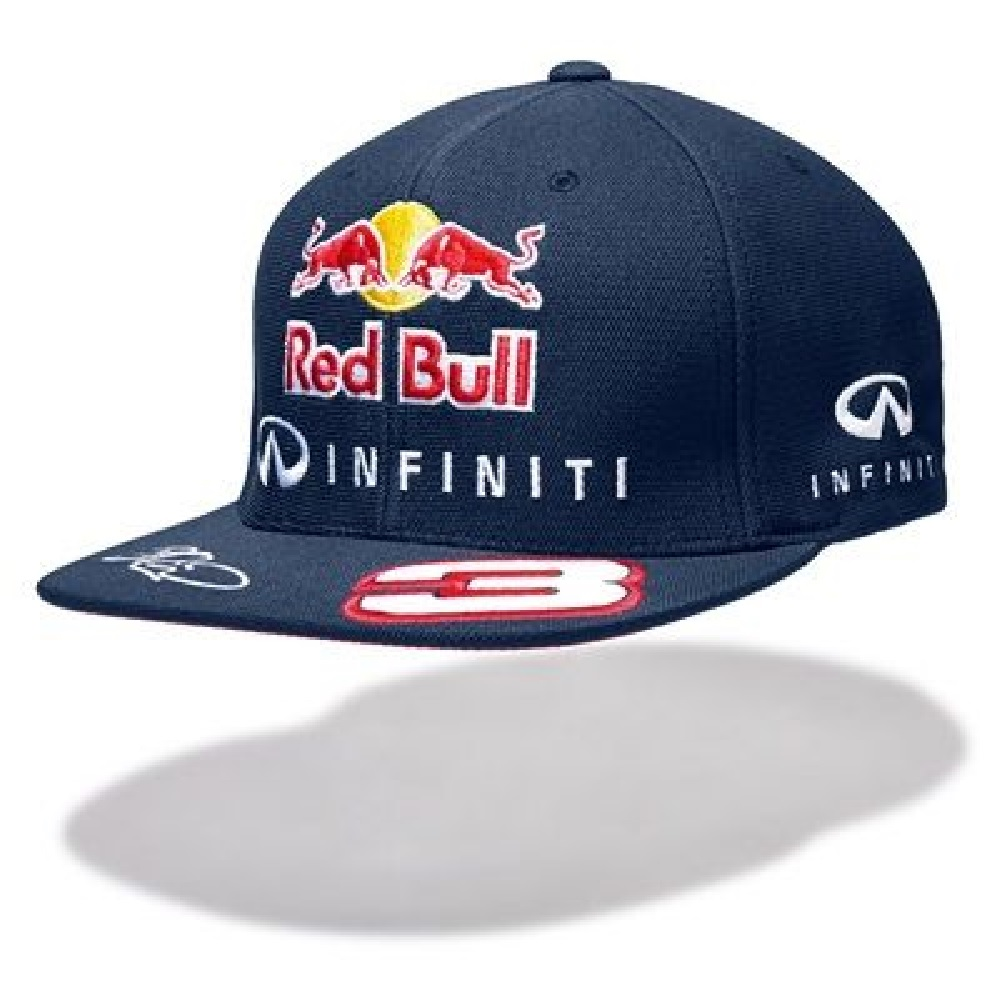 cap kappe infiniti red bull formula formel 1 f1 ricciardo. Black Bedroom Furniture Sets. Home Design Ideas