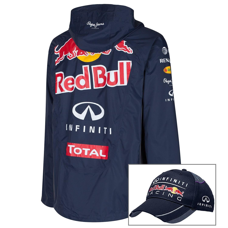 value jacket veste cap casquette rain red bull racing formule formula 1 f1 fr ebay. Black Bedroom Furniture Sets. Home Design Ideas