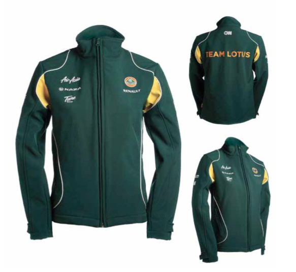 jacket jacke formel formula one 1 team lotus f1 neu. Black Bedroom Furniture Sets. Home Design Ideas
