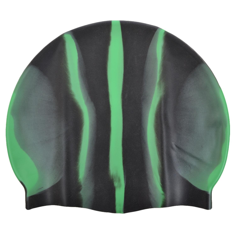 homme femme unisexe natation nager piscine en silicone hat. Black Bedroom Furniture Sets. Home Design Ideas