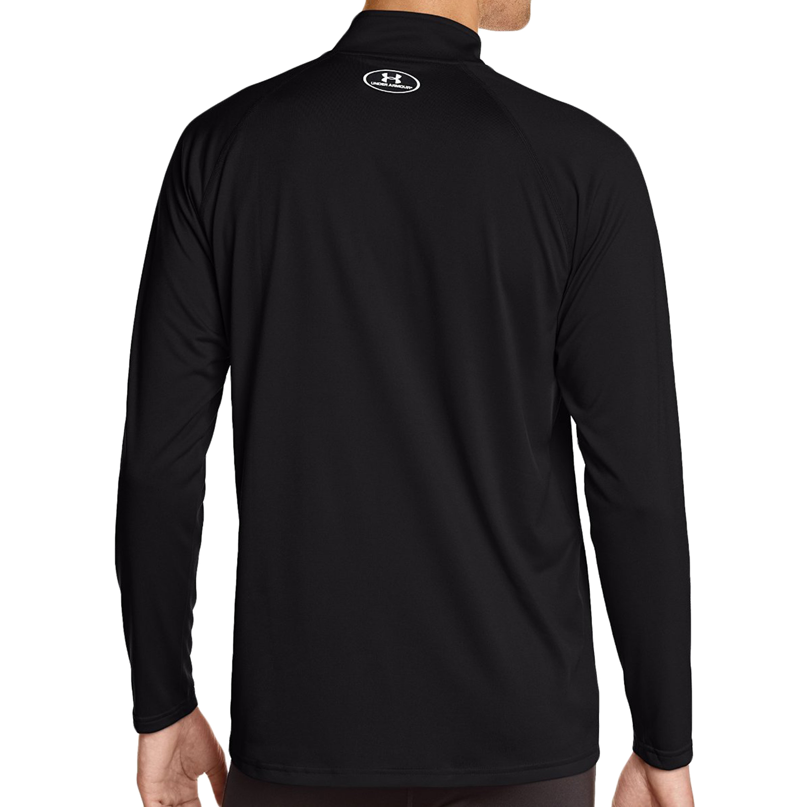 Under Armour Mens Long Sleeve 1 4 Zip Tech Workout
