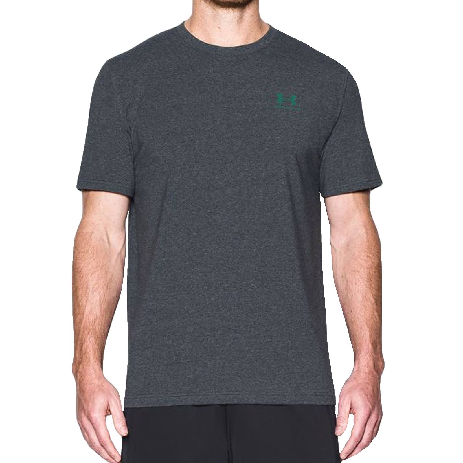 Under Armour Ua Mens Charged Cotton Short Sleeve Gym