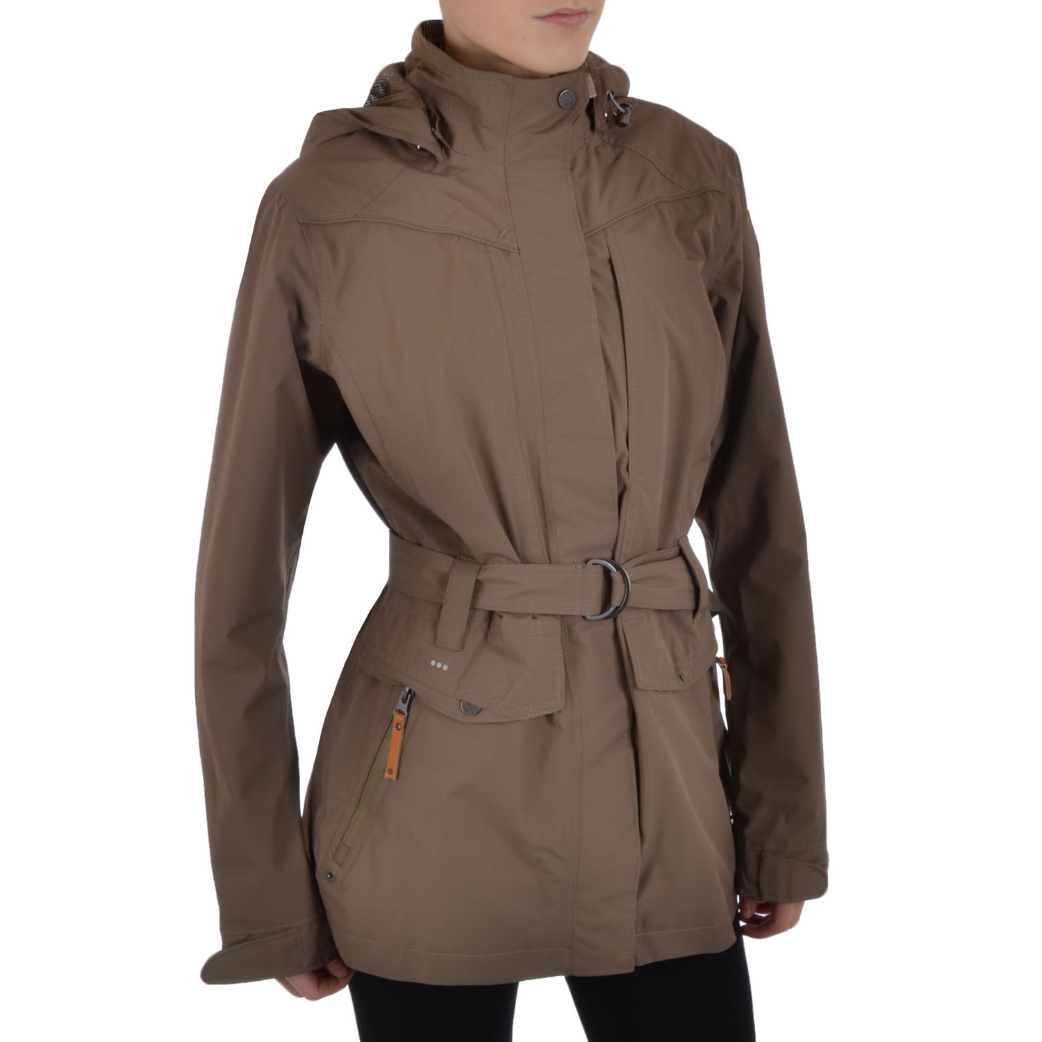Foul weather can't get through the performance coats, jackets, and layering pieces in our collection of women's outerwear. Zip up, snap shut, or pull on our meticulously designed outerwear before heading out in any season.