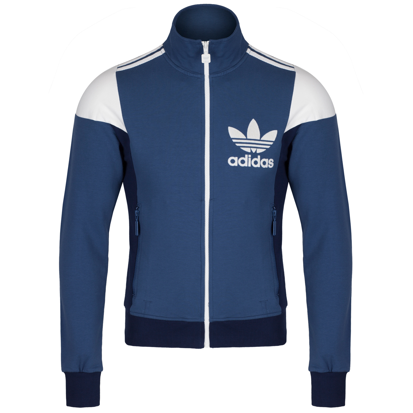adidas originals mens 3 stripe 80 39 s retro track top. Black Bedroom Furniture Sets. Home Design Ideas