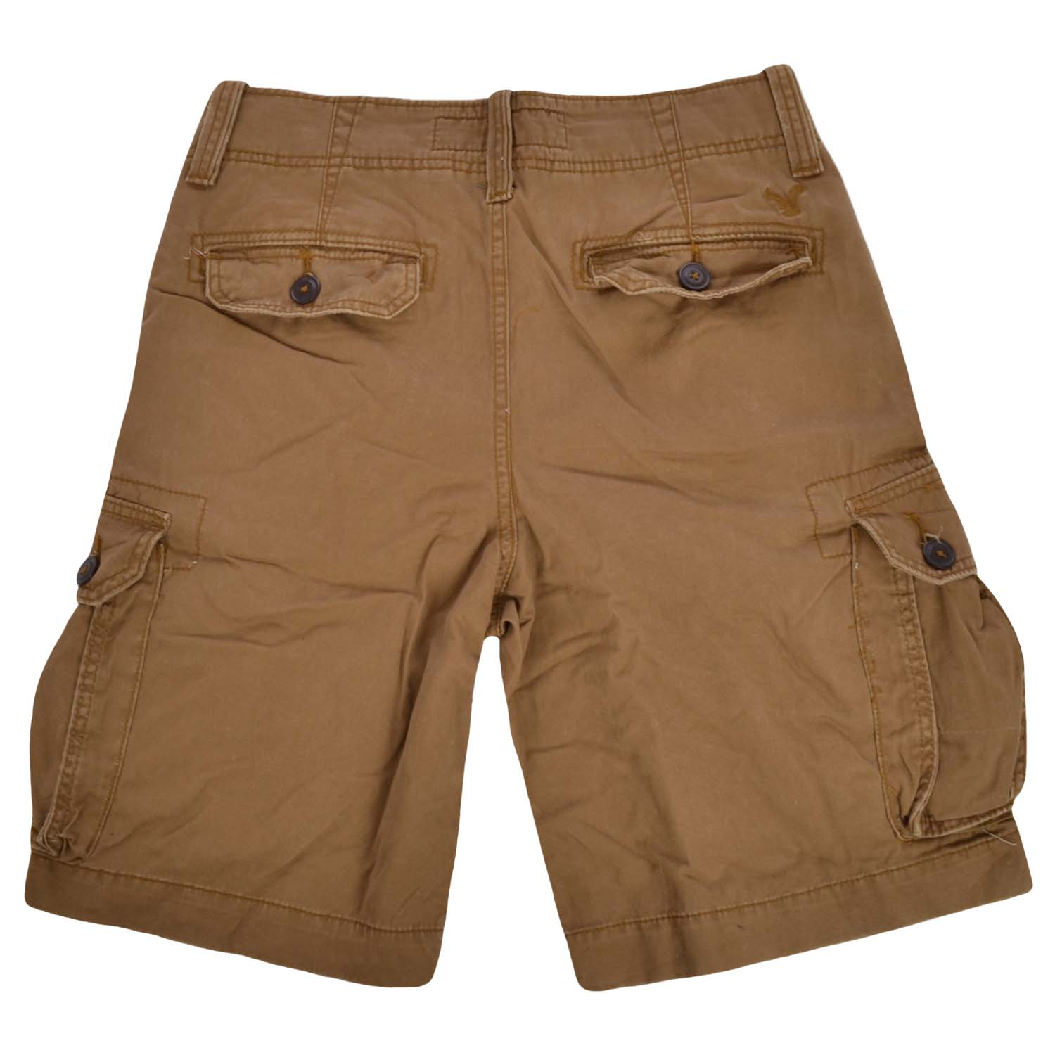 American Eagle Outfitters Mens Classic Cotton Cargo Combat Shorts | eBay