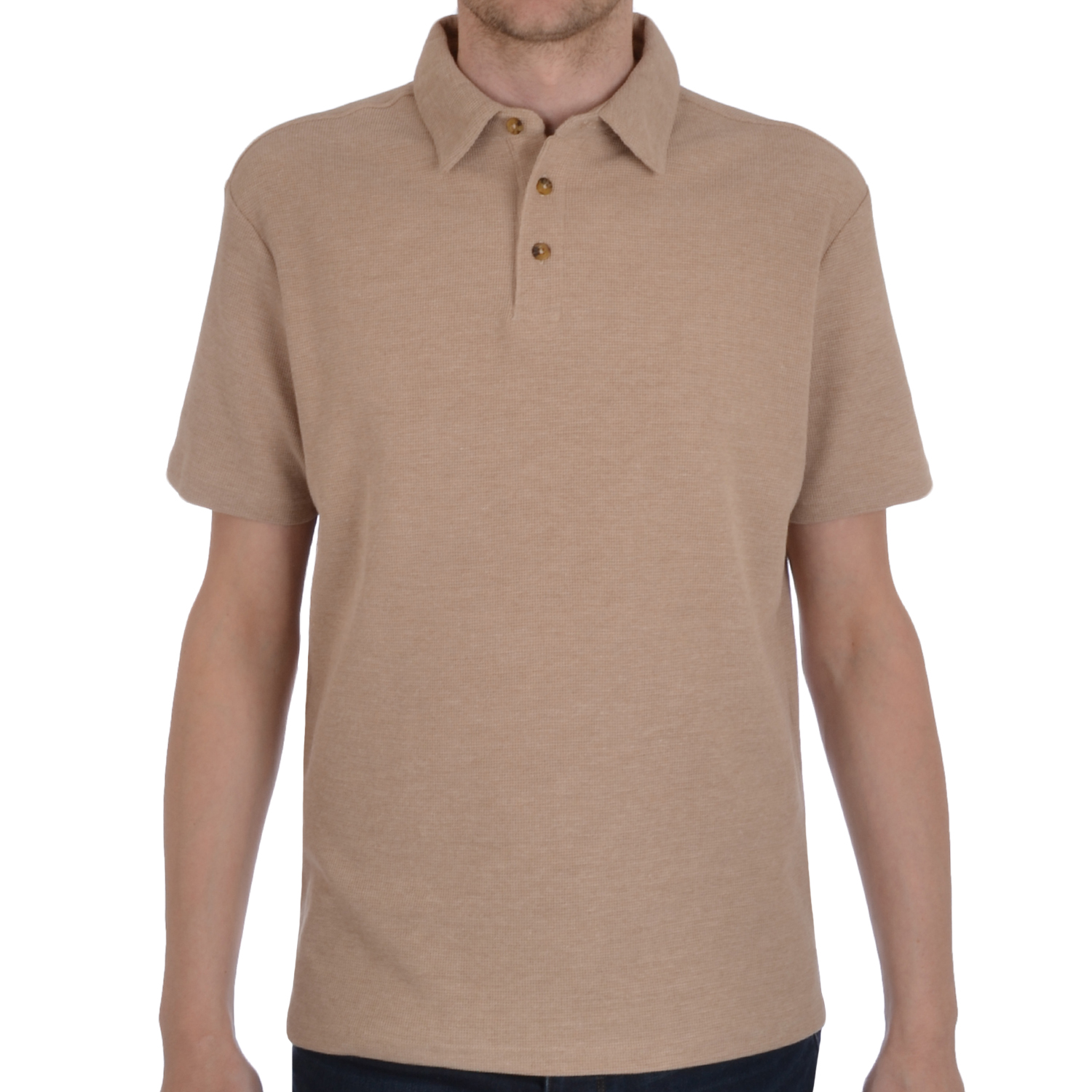 Ex chainstore mens casual short sleeve cotton pique polo for Mens casual collared shirts