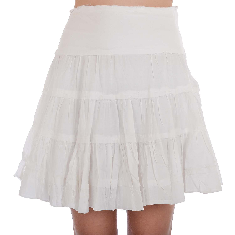 Miss-Posh-Womens-Ladies-Pleated-Flared-Skater-Short-Skirt