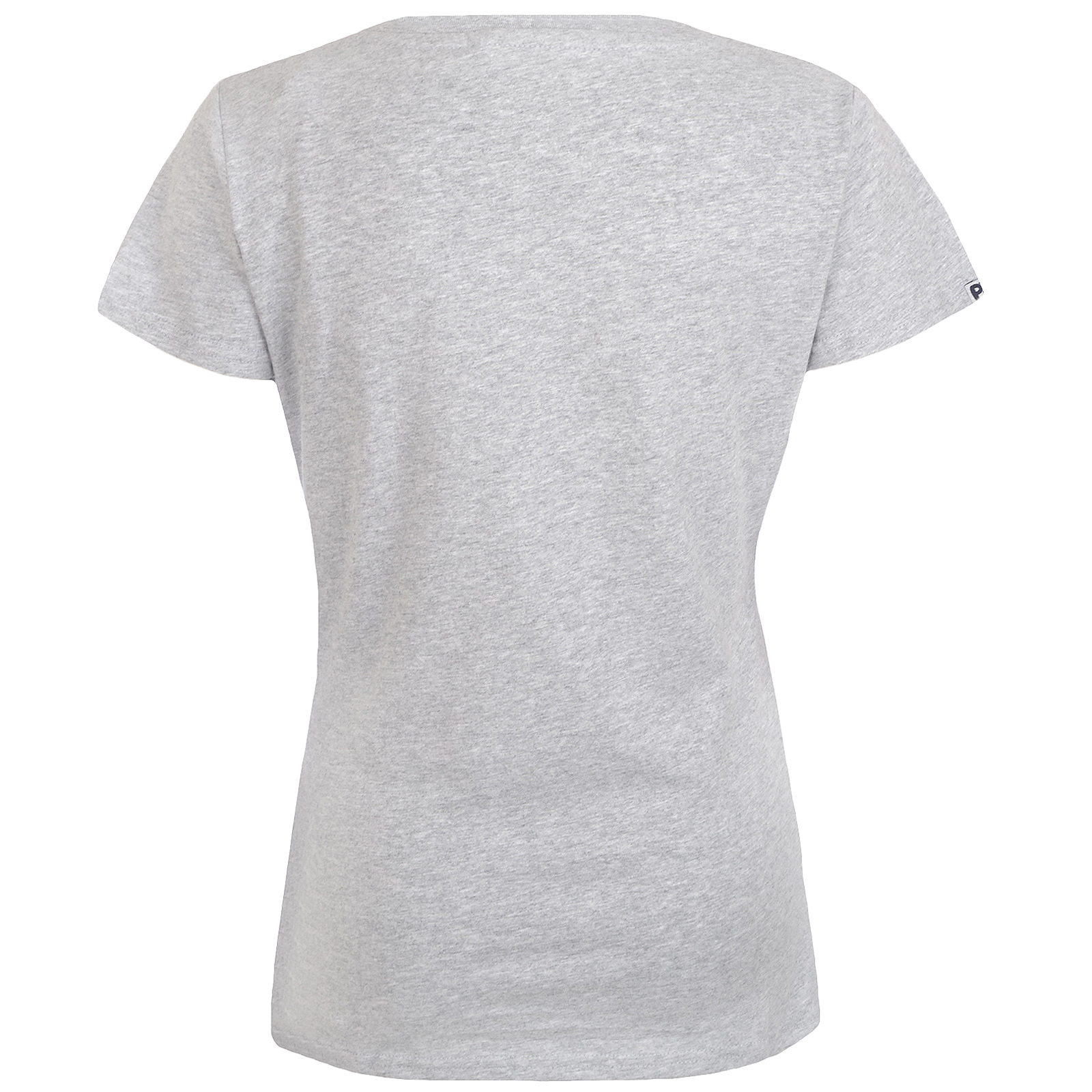 Puffa Womens Short Sleeve Crewneck Slim Fit Casual T Shirt Tee Top