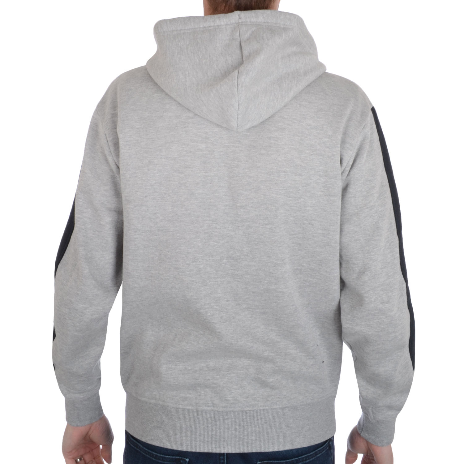 sergio tacchini johnson mens hooded zipped hoodie. Black Bedroom Furniture Sets. Home Design Ideas