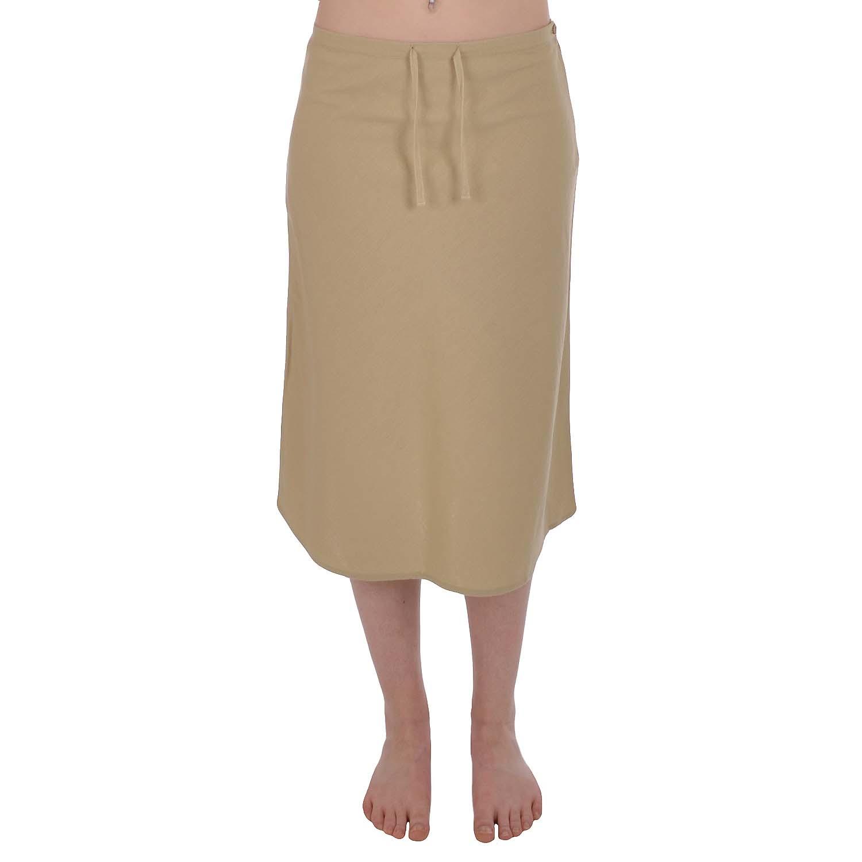 miss posh womens knee length a line linen summer