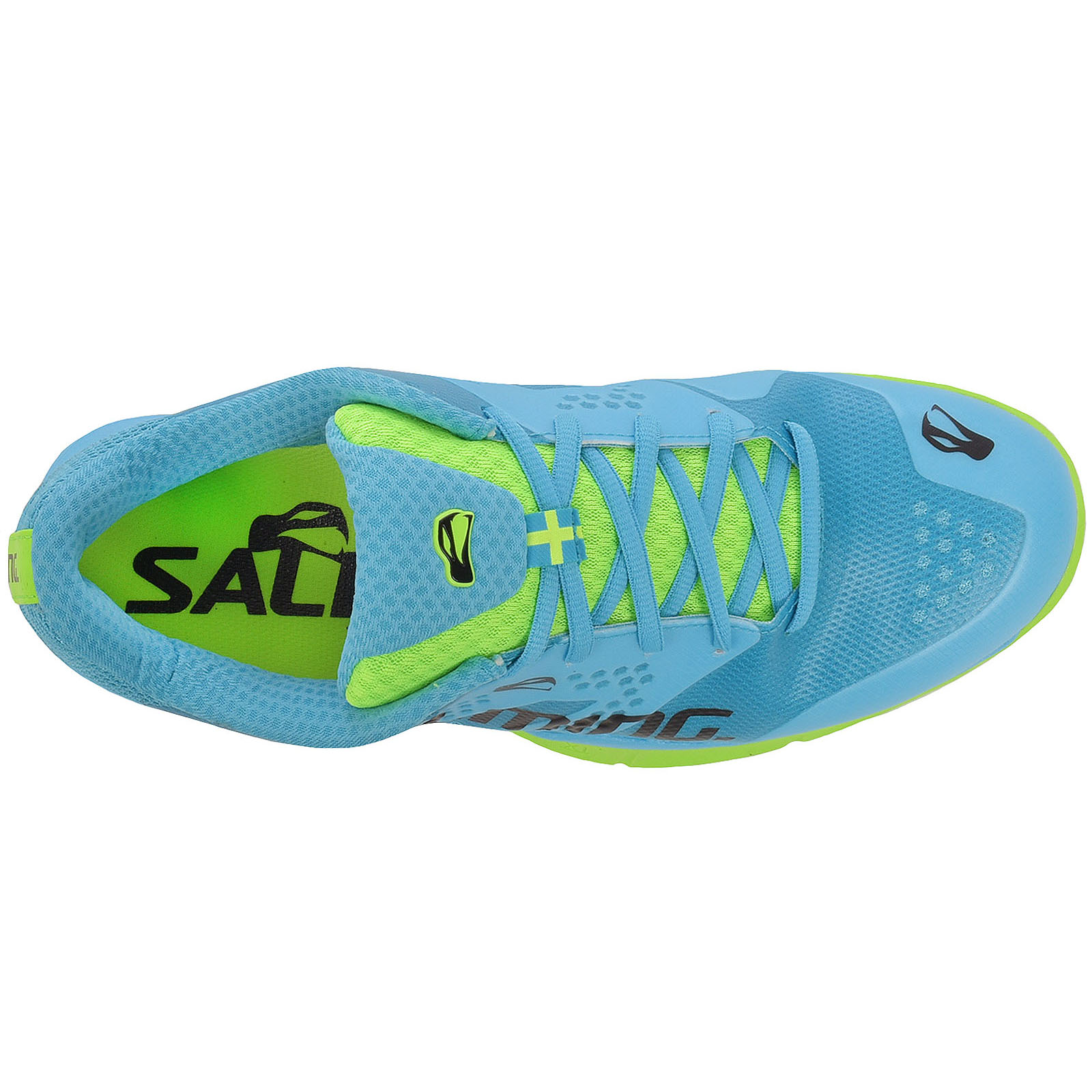 Salming Mens Viper5 Sports Indoor Court Badminton Squash Training Shoes Trainers