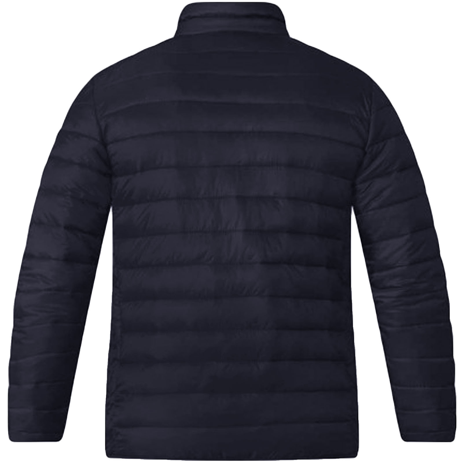 Duke D555 Mens Bastian King Size Big Tall Long Sleeve Zip Up Padded Jacket Coat