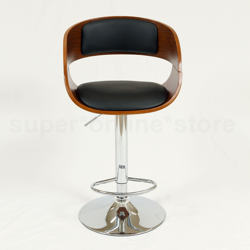2x Wooden Bar stool Kitchen Cafe Chair Dining Black White  : ati 2814 2 from www.ebay.com.au size 800 x 800 jpeg 163kB
